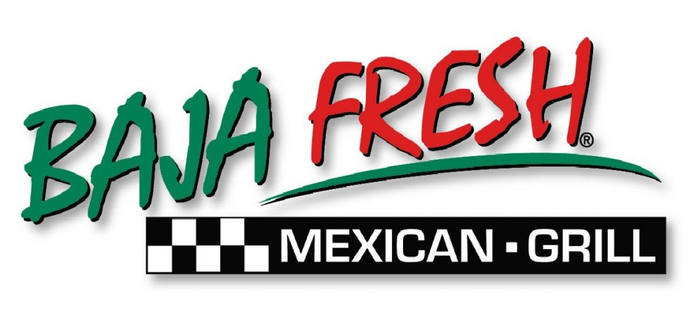 Baja Fresh Menu