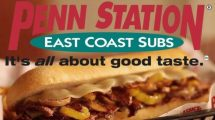 Penn Station Menu