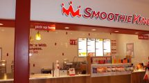 Smoothie King Menu