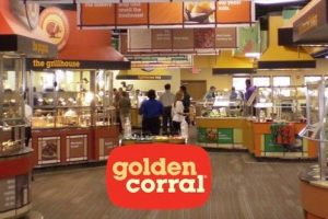 Golden Corral Menu