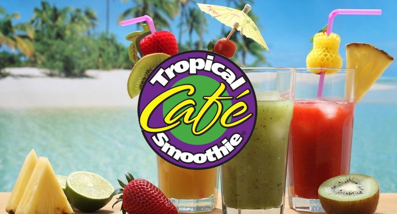 Tropical Smoothie Menu Prices 2018 Food Menu With Prices